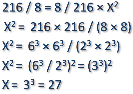 conclusion x y algebra equation transformation