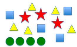 Математика k-1 shapes