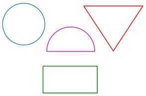 Математика k1 shape sense