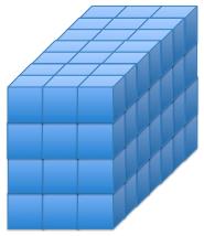 Математика k-4 geometry volume