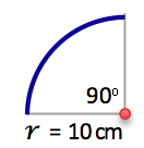 Математика K7 measure circle