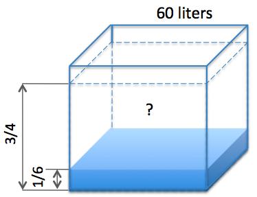 Математика k-8 volume practical problem