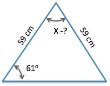 Математика k-8 triangle